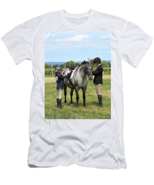 Adjustment To Be Made Men's T-Shirt (Athletic Fit)