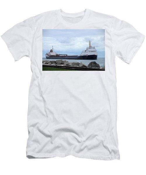 Algocape Men's T-Shirt (Athletic Fit)