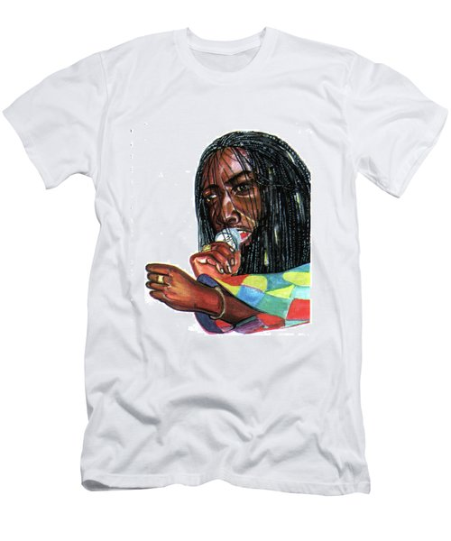 Alpha Blondy Men's T-Shirt (Athletic Fit)