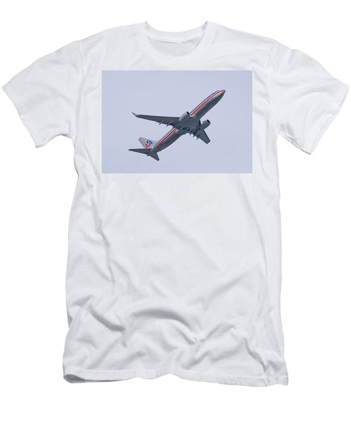 American Airlines Men's T-Shirt (Athletic Fit)