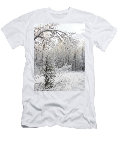 And More Snow Men's T-Shirt (Athletic Fit)