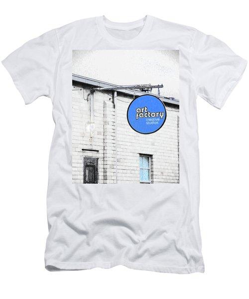 Art Factory Men's T-Shirt (Athletic Fit)