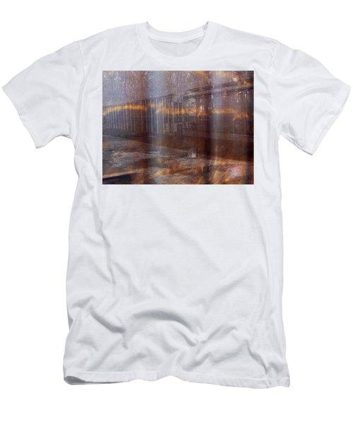 Asphalt Series - 1 Men's T-Shirt (Athletic Fit)