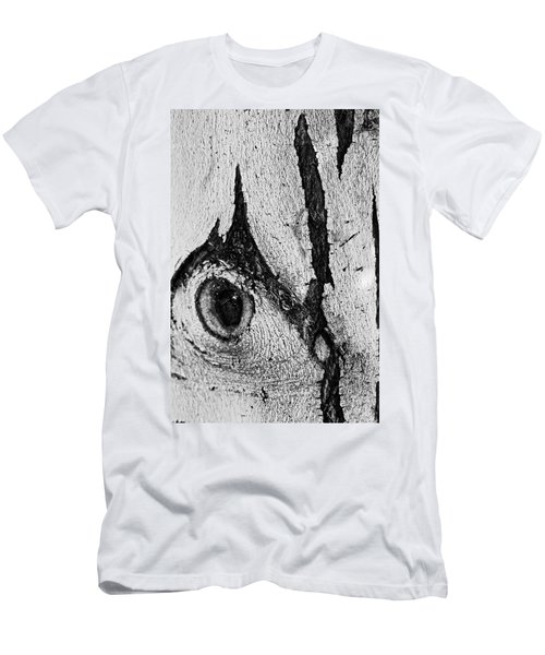 Bark Eye Men's T-Shirt (Athletic Fit)