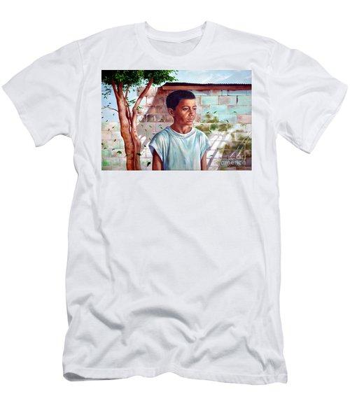 Bata The Filipino Child Men's T-Shirt (Athletic Fit)