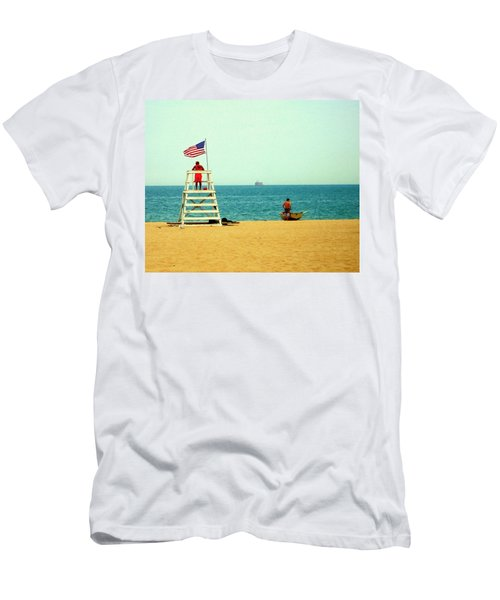 Baywatch Men's T-Shirt (Athletic Fit)