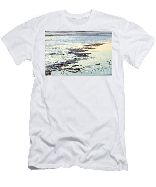 Beach Water Men's T-Shirt (Athletic Fit)