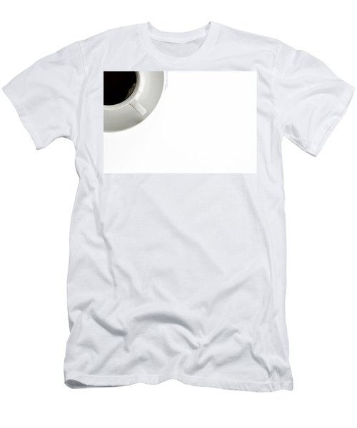 Men's T-Shirt (Slim Fit) featuring the photograph Black Coffee by Gert Lavsen