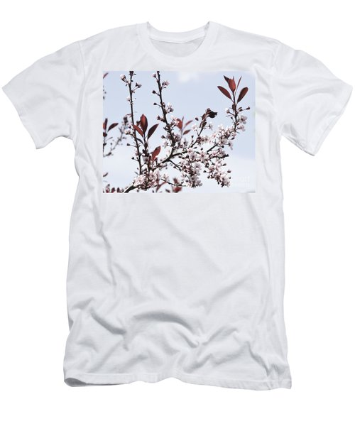 Blossoms In Time Men's T-Shirt (Athletic Fit)