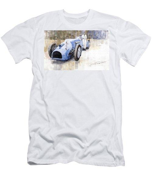 Bluebird 1933 Daytona Malkolm Campbell Men's T-Shirt (Athletic Fit)