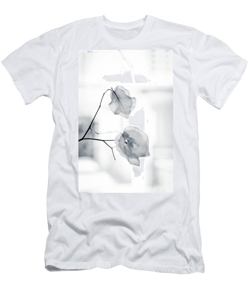 Bougainvillea - High-key Lighting Men's T-Shirt (Athletic Fit)