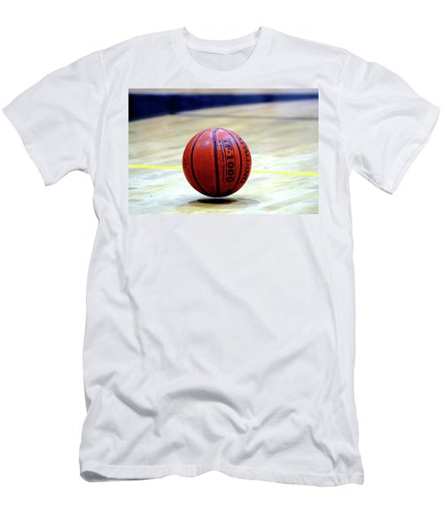 Bouncing Ball Men's T-Shirt (Athletic Fit)