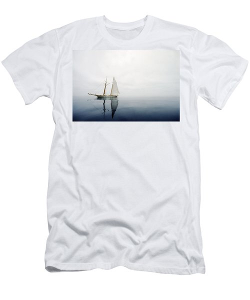 Calm Men's T-Shirt (Athletic Fit)
