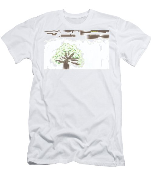 City Tree Men's T-Shirt (Athletic Fit)