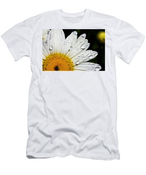 Daisy Drops Men's T-Shirt (Athletic Fit)