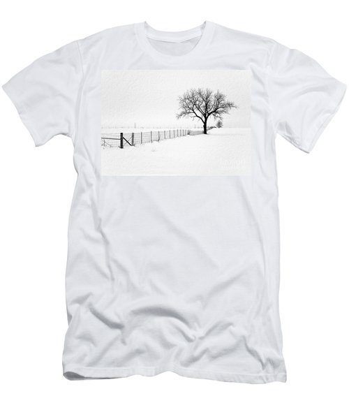 December Men's T-Shirt (Athletic Fit)
