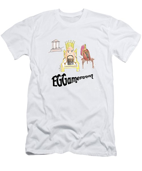 Eggamemnon Men's T-Shirt (Athletic Fit)