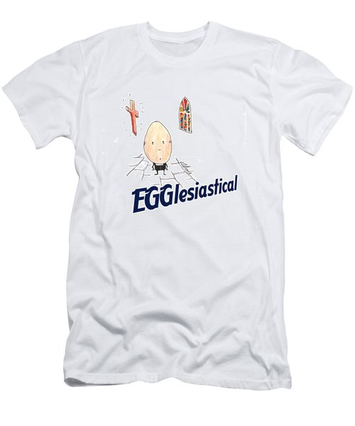 Egglesiastical Men's T-Shirt (Athletic Fit)