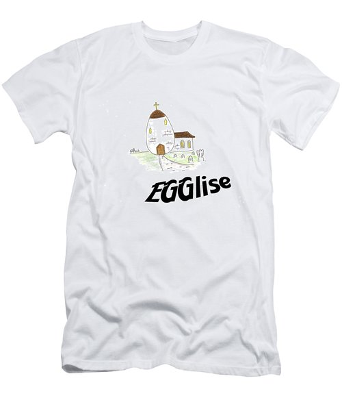 Egglise Men's T-Shirt (Athletic Fit)
