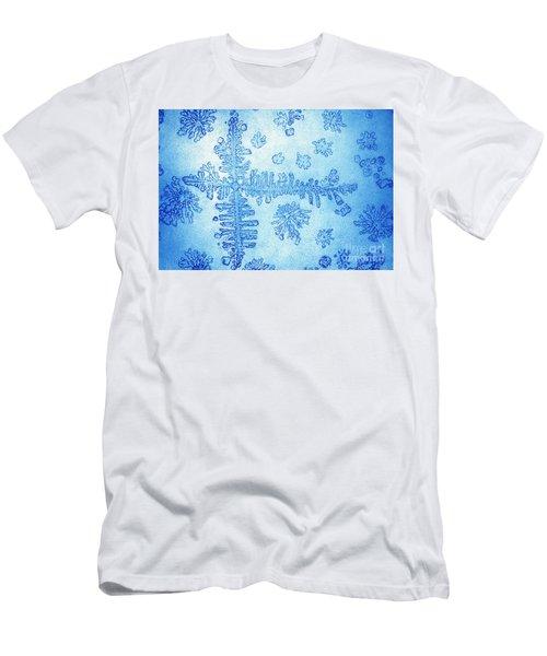 Evaporating Tear Men's T-Shirt (Athletic Fit)