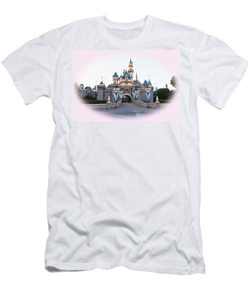 Fairytale Castle Men's T-Shirt (Athletic Fit)