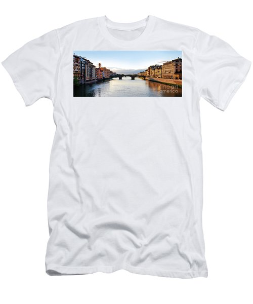 Firenze - Italia Men's T-Shirt (Athletic Fit)