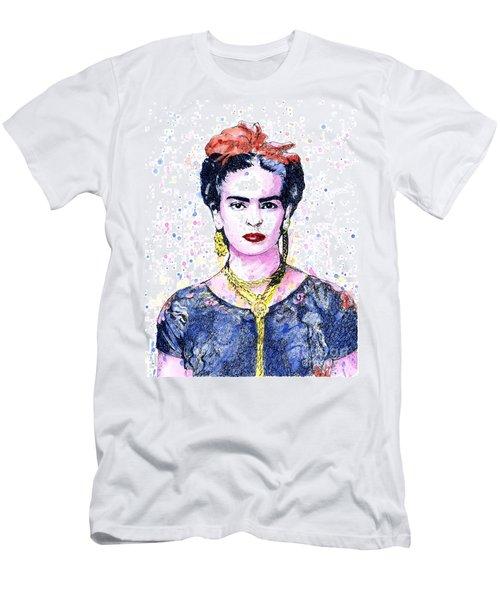 Frida Men's T-Shirt (Athletic Fit)