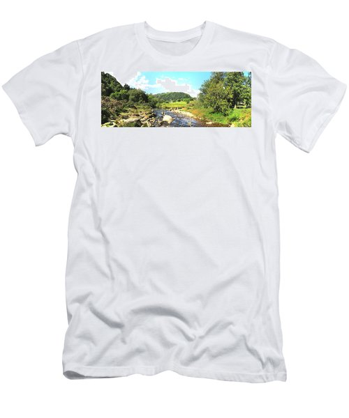 Glendalough Panorama Men's T-Shirt (Athletic Fit)