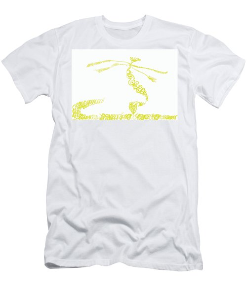 Ground Frond Men's T-Shirt (Athletic Fit)