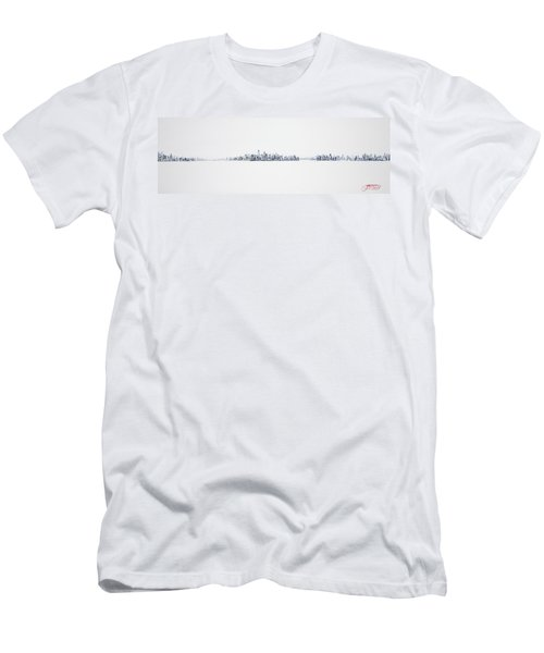 Harbor View Men's T-Shirt (Athletic Fit)