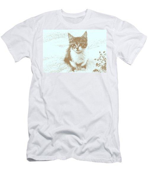 I Miss You Men's T-Shirt (Athletic Fit)