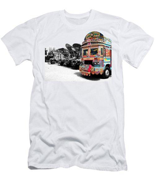 Indian Truck Men's T-Shirt (Athletic Fit)