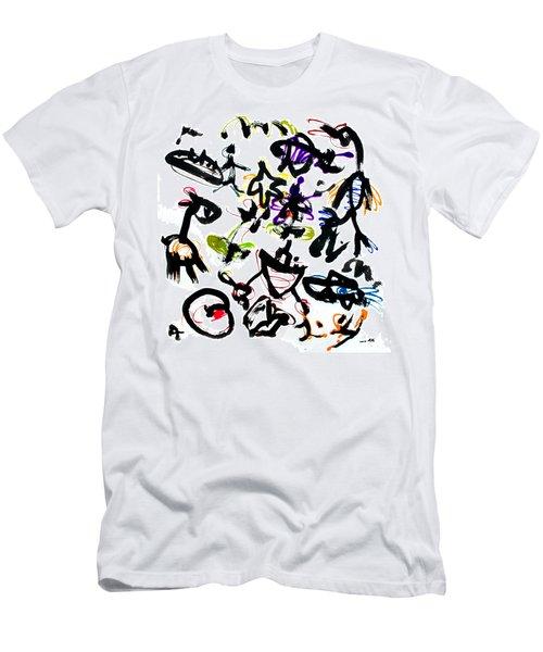 Inner Child Men's T-Shirt (Athletic Fit)