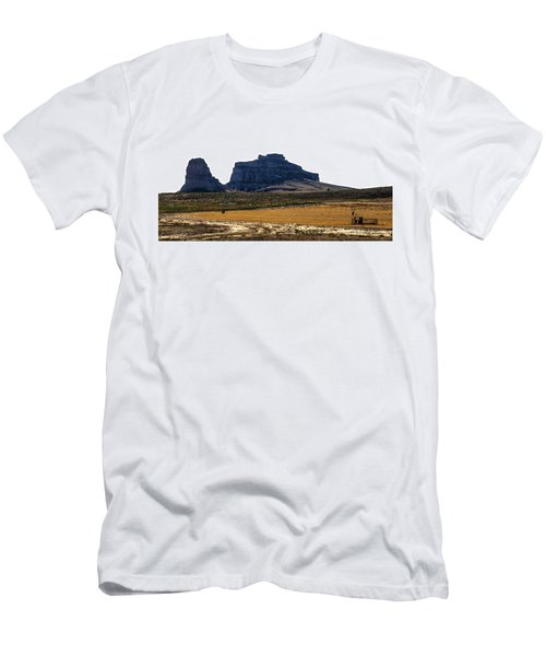 Jailhouse Rock And Courthouse Rock Men's T-Shirt (Athletic Fit)