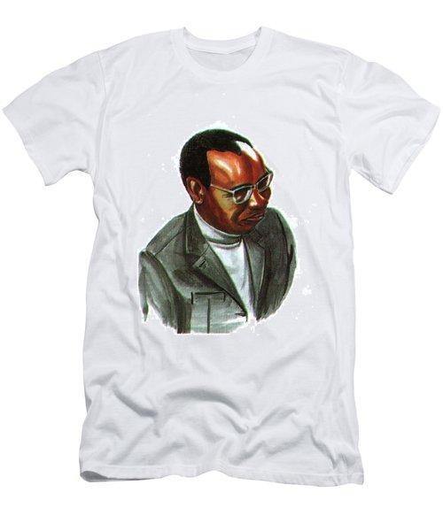 John Mbiti Men's T-Shirt (Athletic Fit)