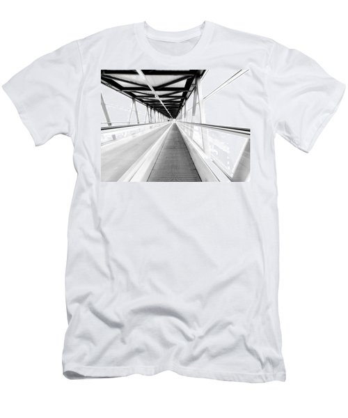 Leading Lines Men's T-Shirt (Athletic Fit)