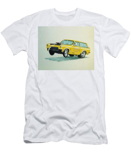 Lift Off Men's T-Shirt (Athletic Fit)