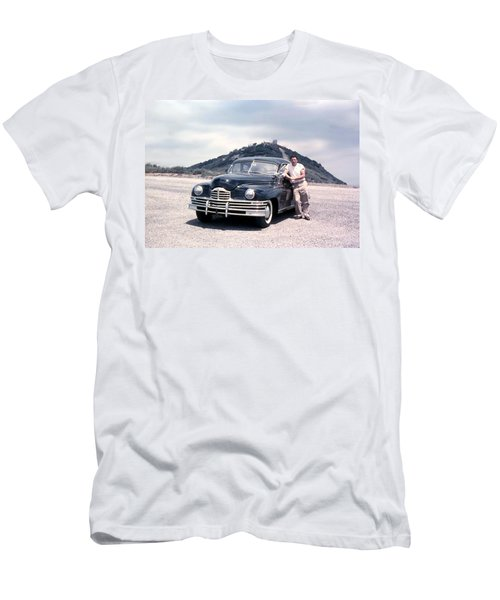 Back In The 50's Men's T-Shirt (Athletic Fit)