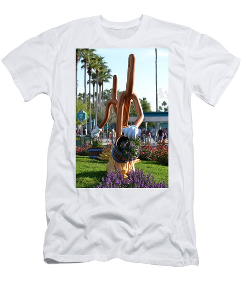 Magic Mop Men's T-Shirt (Athletic Fit)