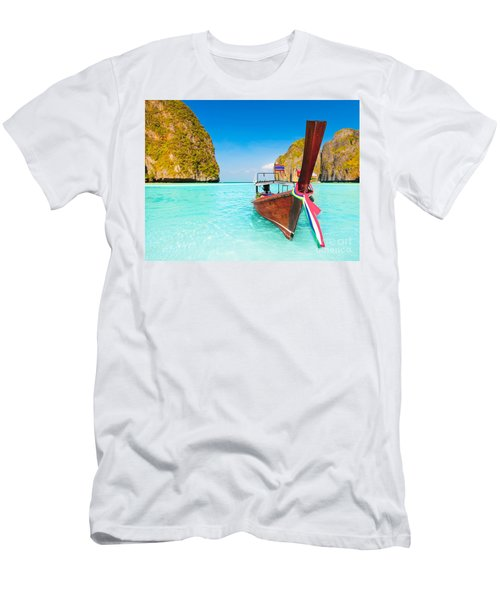 Maya Bay Men's T-Shirt (Athletic Fit)