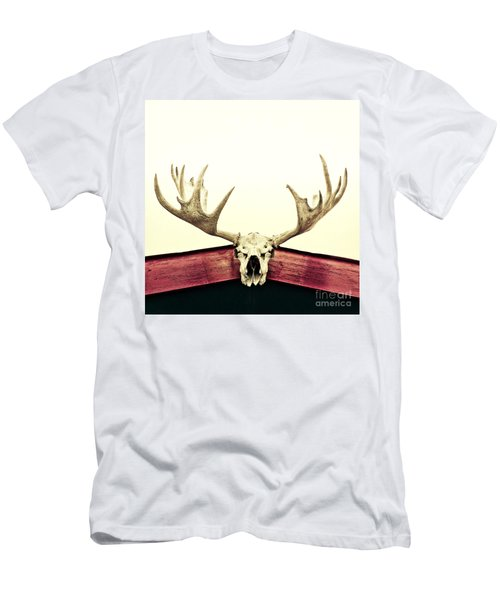 Moose Trophy Men's T-Shirt (Athletic Fit)