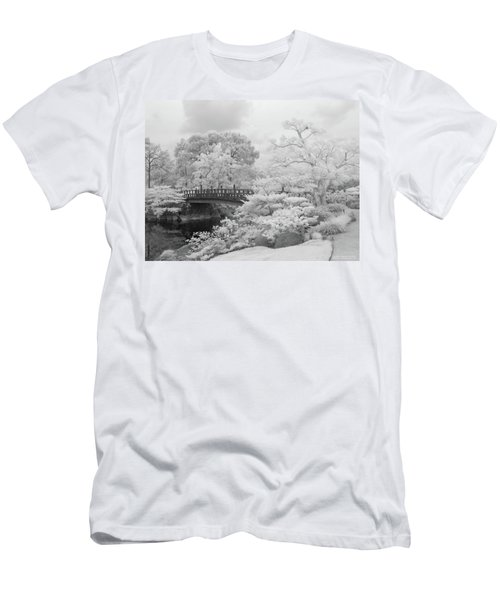 Morikami Japanese Gardens Men's T-Shirt (Athletic Fit)