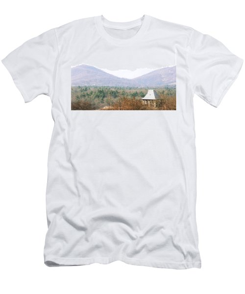 Mountains At Biltmore Men's T-Shirt (Athletic Fit)