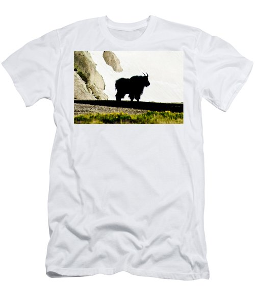 Nature's Silhouette Men's T-Shirt (Slim Fit) by Colleen Coccia