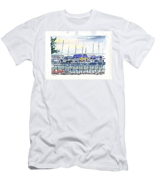 Okoboji Men's T-Shirt (Athletic Fit)