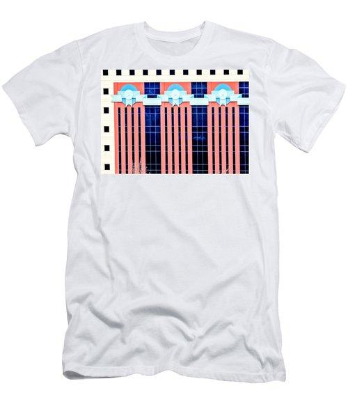 The Portland Building Men's T-Shirt (Athletic Fit)