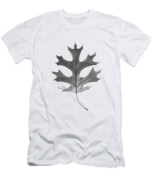Red Oak Leaf Men's T-Shirt (Athletic Fit)