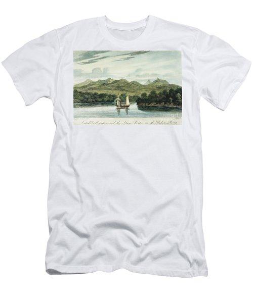 Robert Fultons Clermont Men's T-Shirt (Athletic Fit)