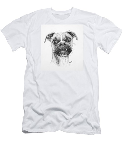 Scout Men's T-Shirt (Slim Fit) by Mike Ivey