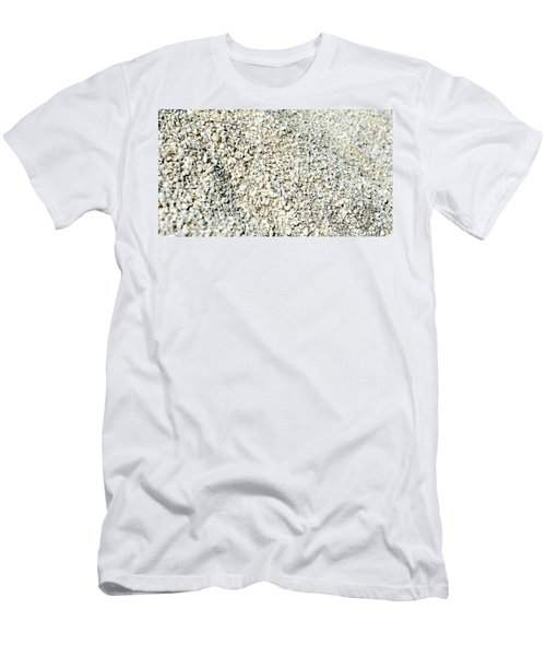 Men's T-Shirt (Slim Fit) featuring the photograph Sea Shells by Yew Kwang